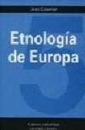 Portada de ETNOLOGIA DE EUROPA