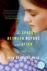 Portada de THE SPACE BETWEEN BEFORE AND AFTER