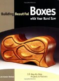 Portada de BUILDING BEAUTIFUL BOXES WITH YOUR BANDSAW