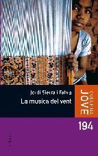 Portada de LA MÚSICA DEL VENT (EBOOK)