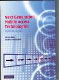 Portada de NEXT GENERATION MOBILE ACCESS TECHNOLOGIES: IMPLEMENTING TDD