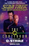 Portada de Q-STRIKE (STAR TREK: THE NEXT GENERATION)