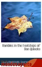 Portada de RAMBLES IN THE FOOTSTEPS OF DON QUIXOTE