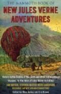 Portada de THE MAMMOTH BOOK OF NEW JULES VERNE ADVENTURES