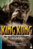 Portada de KING KONG: REY DE LA ISLA DE LA CALAVERA