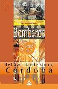 Portada de BOMBEROS DEL AYUNTAMIENTO DE CORDOBA. TEMARIO. VOL. II