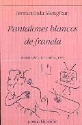 Portada de PANTALONES BLANCOS DE FRANELA