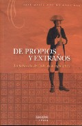 Portada de DE PROPIOS Y EXTRAÑOS: LA POBLACION DE CADIZ EN EL SIGLO XVIII