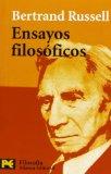 Portada de ENSAYOS FILOSOFICOS