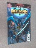 "Portada de BATMAN DETECTIVE COMICS ISSUE 700 AUGUST 1996 ""LEGACY PART ONE"""