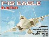 Portada de F-15 EAGLE IN ACTION (AIRCRAFT IN ACTION)
