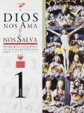 Portada de DIOS NOS AMA Y NOS SALVA: ITINERARIO CATEQUETICO DE INICIACION CRISTIANA PARA ADOLESCENTES Y JOVENES