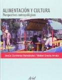 Portada de ALIMENTACION Y CULTURA
