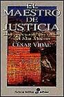 Portada de EL MAESTRO DE LA JUSTICIA