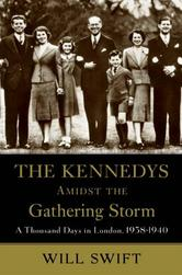 Portada de THE KENNEDYS AMIDST THE GATHERING STORM