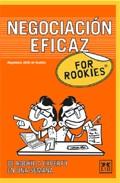 Portada de FOR ROOKIES NEGOCIACION EFICAZ