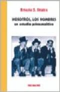 Portada de NOSOTROS, LOS HOMBRES: UN ESTUDIO PSICOANALITICO