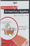 Portada de ARITMETICA Y ALGEBRA