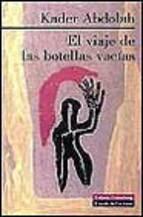 Portada de EL VIAJE DE LAS BOTELLAS VACIAS