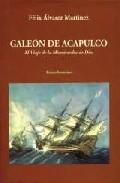 Portada de GALEON DE ACAPULCO