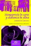 Portada de MENOSPRECIO DE CORTE Y ALABANZA DE ALDEA