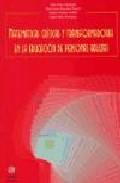 Portada de MATEMATICAS CRITICAS Y TRANSFORMADORAS EN LA EDUCACION DE PERSONAS ADULTAS