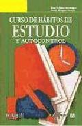 Portada de CURSO DE HABITOS DE ESTUDIO Y AUTOCONTROL