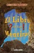 Portada de EL LIBRO DE LAS MENTIRAS