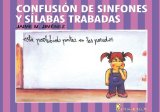 Portada de CONFUSION DE SINFONES Y SILABAS TRABADAS