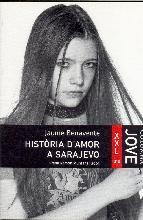 Portada de HISTÒRIA D'AMOR A SARAJEVO (EBOOK)