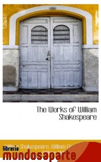 Portada de THE WORKS OF WILLIAM SHAKESPEARE