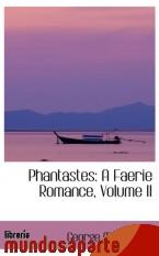 Portada de PHANTASTES: A FAERIE ROMANCE, VOLUME II