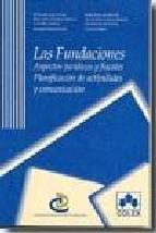 Portada de FUNDACIONES, ASPECTOS JURIDICOS Y FISCALES