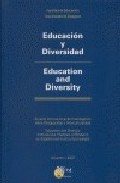 Portada de EDUCACION Y DIVERSIDAD = EDUCATION AND DIVERSITY