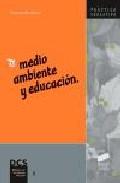 Portada de MEDIO AMBIENTE Y EDUCACION