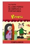 Portada de EL LOBO FEROZ SE EMPEZO A PORTAR BIEN