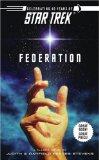Portada de STAR TREK: FEDERATION (STAR TREK UNNUMBERED NOVELS)