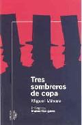 Portada de TRES SOMBREROS DE COPA