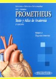 Portada de PROMETHEUS. TEXTO Y ATLAS DE ANATOMIA. TOMO 2: ORGANOS INTERNOS (2ª ED.)