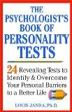Portada de PSYCHOLOGISTS PERSONALITY TESTS (EBOOK)