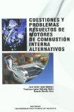 Portada de CUESTIONES Y PROBLEMAS RESUELTOS DE MOTORES DE COMBUSTION INTERNAALTERNATIVOS