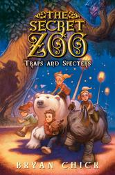 Portada de THE SECRET ZOO: TRAPS AND SPECTERS