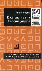 Portada de DICCIONARI DE LA FRANCMAÇONERIA (EBOOK)