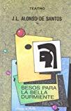 Portada de BESOS PARA LA BELLA DURMIENTE