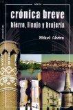 Portada de CRONICA BREVE: HIERRO, LINAJE Y BRUJERIA