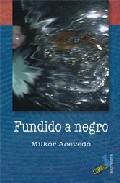 Portada de FUNDIDO A NEGRO
