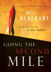 Portada de GOING THE SECOND MILE