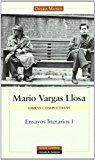 Portada de OBRRAS COMPLETAS DE MARIO VARGAS LLOSA. VOL VI: ENSAYOS LITERARIOS I