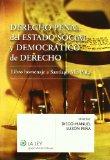 Portada de DERECHO PENAL DEL ESTADO SOCIAL Y DEMOCRATICO DE DERECHO: LIBRO HOMENAJE A SANTIAGO MIR PUIG