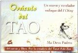 Portada de ORACULO DEL TAO. UN NUEVO Y REVELADOR ENFOQUE DEL I CHING